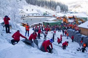 Schwarzwaldgletscher enthüllt