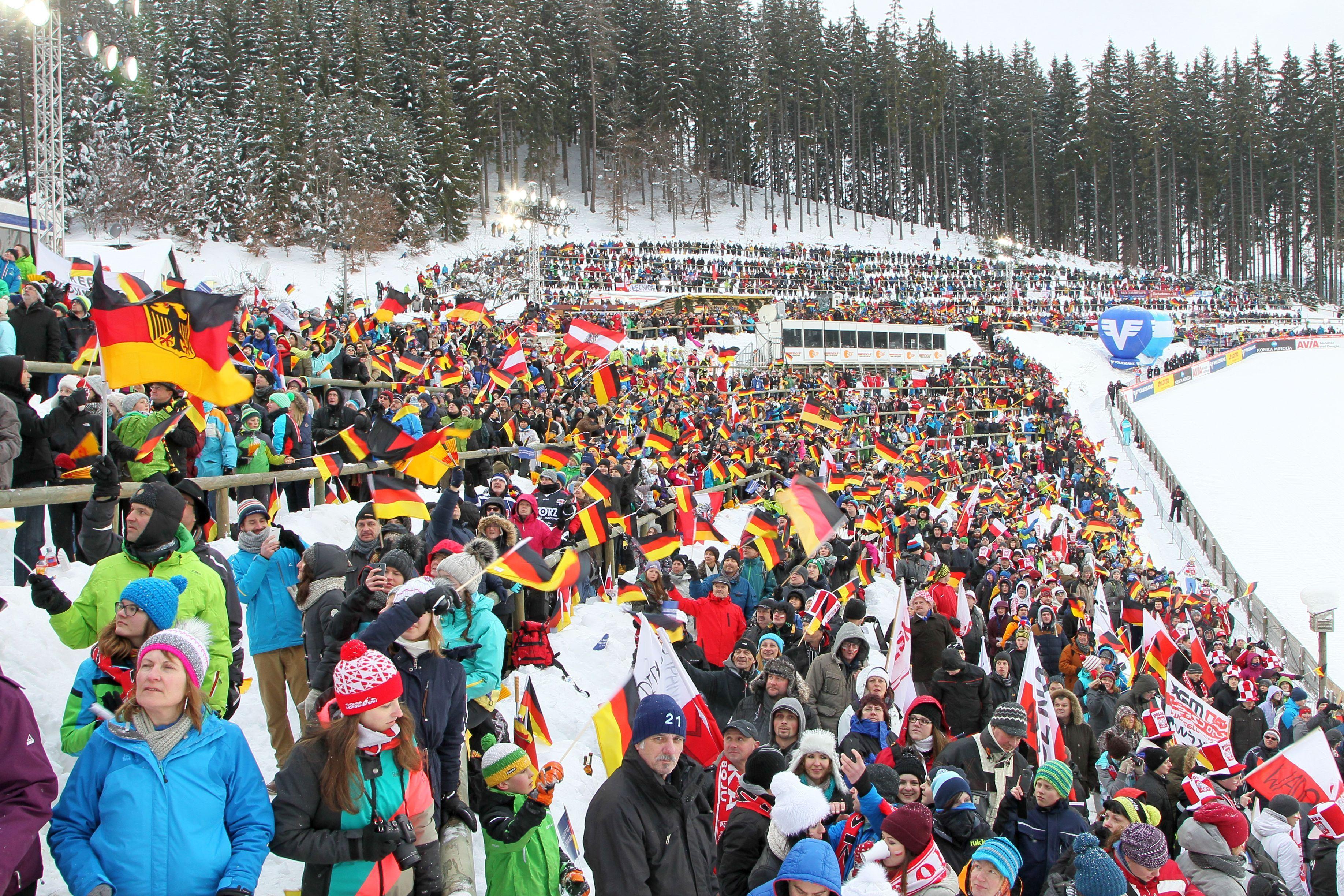 wann skispringen heute